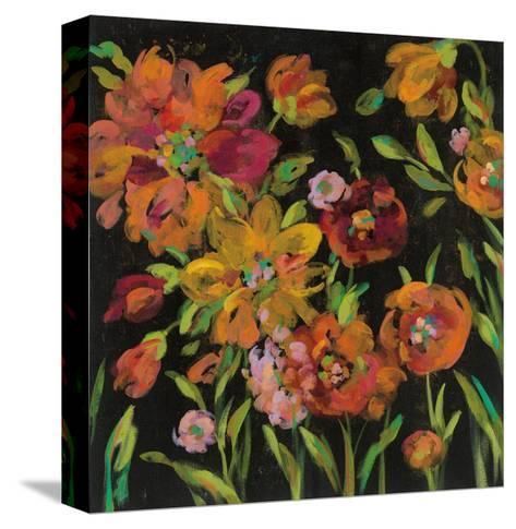 July Garden Trio III-Silvia Vassileva-Stretched Canvas Print