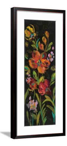 July Garden Trio I-Silvia Vassileva-Framed Art Print