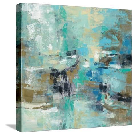 Fjord Reflections-Silvia Vassileva-Stretched Canvas Print