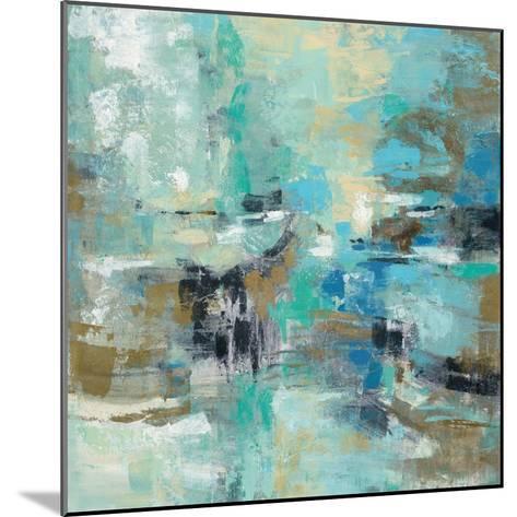 Fjord Reflections-Silvia Vassileva-Mounted Art Print