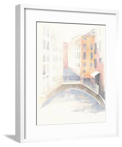 Venice Crosswalk-Avery Tillmon-Framed Art Print
