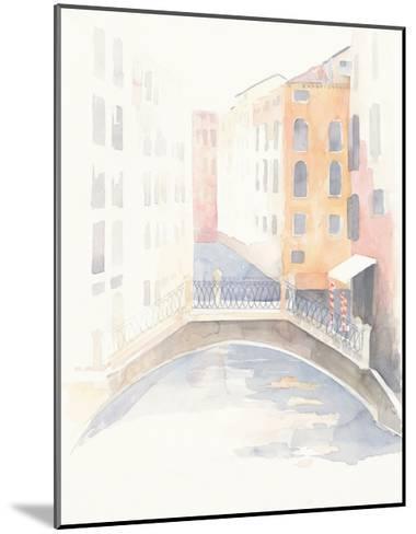 Venice Crosswalk-Avery Tillmon-Mounted Art Print