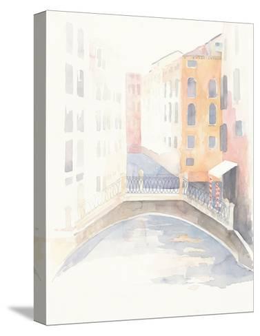 Venice Crosswalk-Avery Tillmon-Stretched Canvas Print