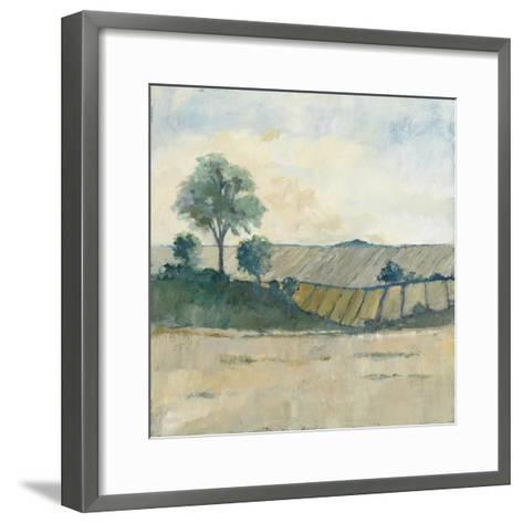 Fields before the Storm-Avery Tillmon-Framed Art Print