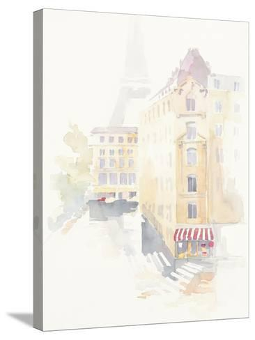 Paris Crosswalk-Avery Tillmon-Stretched Canvas Print