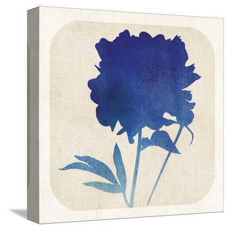 Batik Garden II- Studio Mousseau-Stretched Canvas Print