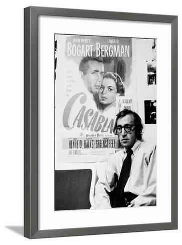 Woody Allen, Play it Again, Sam, 1972--Framed Art Print