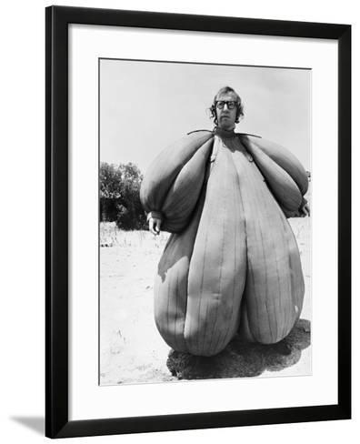 Woody Allen, Sleeper, 1973--Framed Art Print