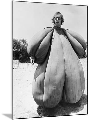 Woody Allen, Sleeper, 1973--Mounted Photographic Print