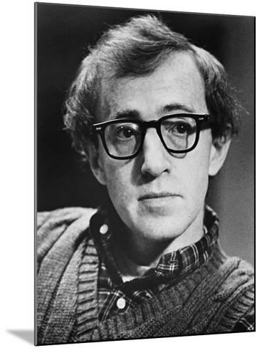 Woody Allen, Interiors, 1978--Mounted Photographic Print