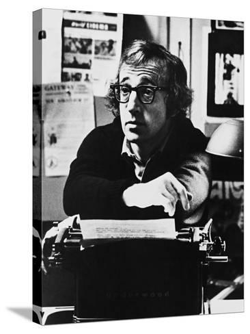 Woody Allen, Play it Again, Sam, 1972--Stretched Canvas Print
