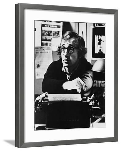 Woody Allen, Play it Again, Sam, 1972--Framed Art Print