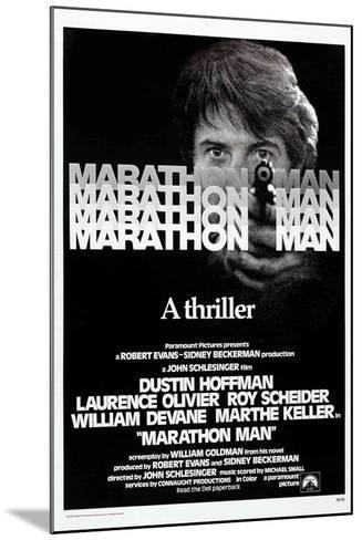 Marathon Man, 1976--Mounted Giclee Print