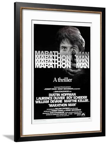 Marathon Man, 1976--Framed Art Print