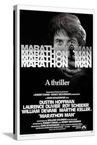 Marathon Man, 1976--Stretched Canvas Print