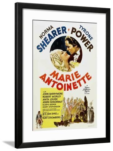 Marie Antoinette, 1938--Framed Art Print