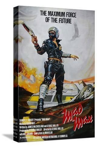 Mad Max, 1979--Stretched Canvas Print