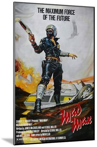 Mad Max, 1979--Mounted Giclee Print