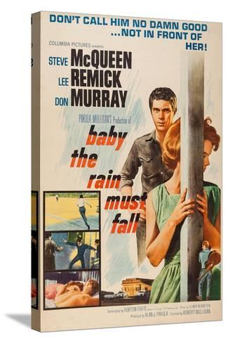 Baby, the Rain Must Fall, 1965--Stretched Canvas Print