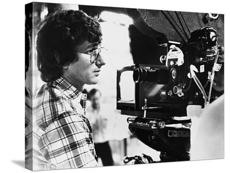 Steven Spielberg, Close Encounters of the Third Kind, 1977--Stretched Canvas Print