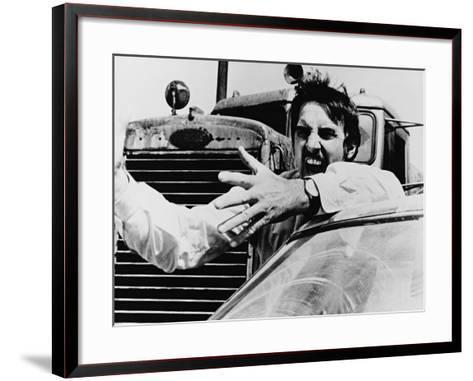Dennis Weaver, Duel, 1971--Framed Art Print