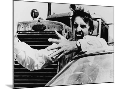 Dennis Weaver, Duel, 1971--Mounted Photographic Print