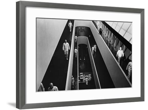 Thx 1138, 1971--Framed Art Print