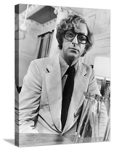 Michael Caine, Pulp, 1972--Stretched Canvas Print