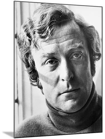 Michael Caine, the Romantic Englishwoman, 1975--Mounted Photographic Print