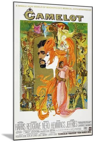 Camelot, 1967--Mounted Giclee Print
