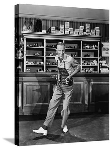 Fred Astaire, the Barkleys of Broadway, 1949--Stretched Canvas Print