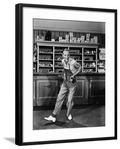 Fred Astaire, the Barkleys of Broadway, 1949--Framed Art Print