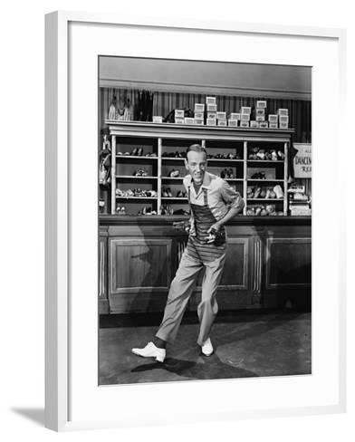 Fred Astaire, the Barkleys of Broadway, 1949--Framed Art Print