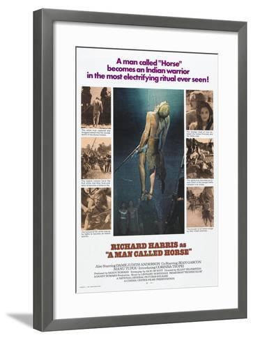 A Man Called Horse, 1970--Framed Art Print