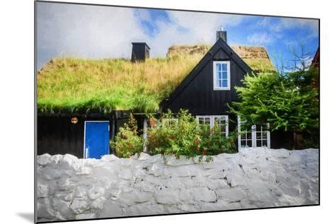 Happiness Is Behind the Wall-Philippe Sainte-Laudy-Mounted Photographic Print