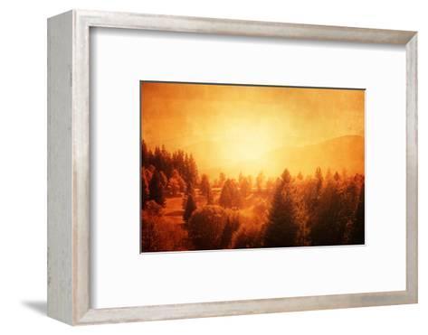 Morning's Broken-Philippe Sainte-Laudy-Framed Art Print