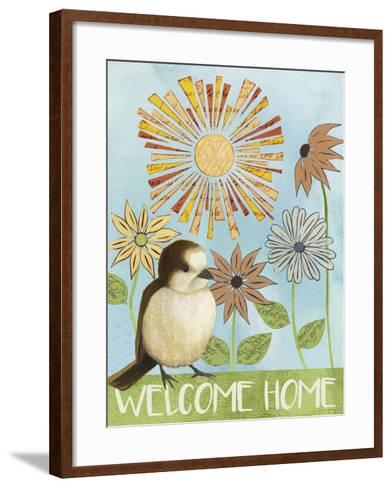 Spring Welcome II-Grace Popp-Framed Art Print