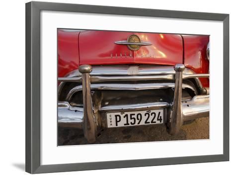 Colors of Cuba I-Laura Denardo-Framed Art Print