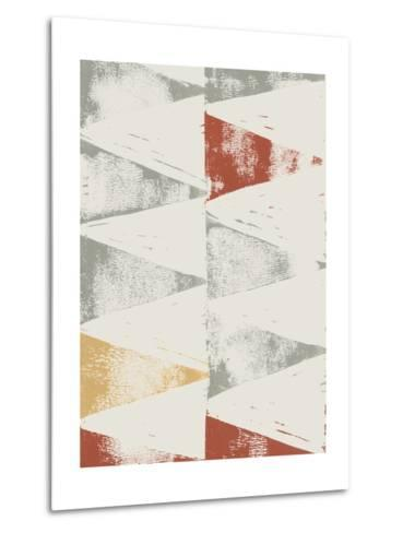 Fall Triad II-Grace Popp-Metal Print