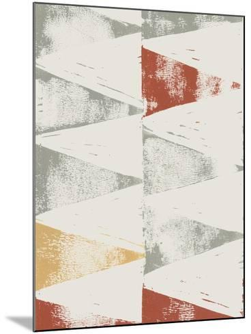 Fall Triad II-Grace Popp-Mounted Art Print