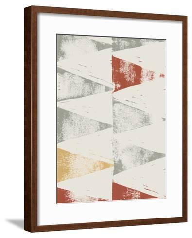 Fall Triad II-Grace Popp-Framed Art Print
