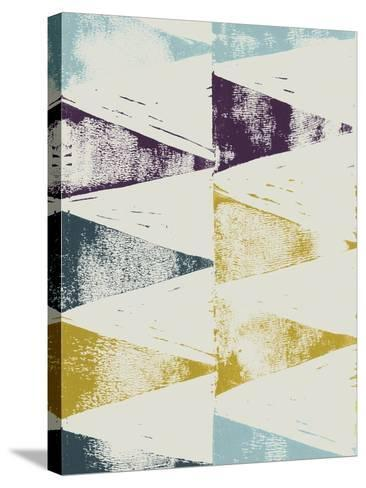 Harlequin Tryst II-Grace Popp-Stretched Canvas Print