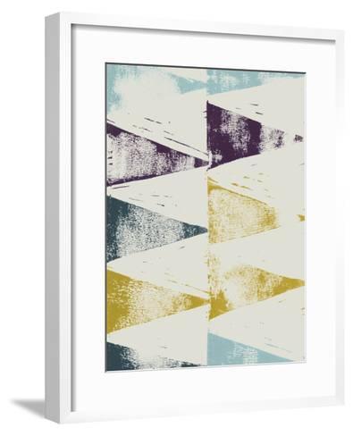 Harlequin Tryst II-Grace Popp-Framed Art Print