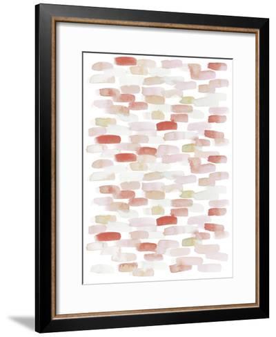 Candy Pattern IV-Grace Popp-Framed Art Print