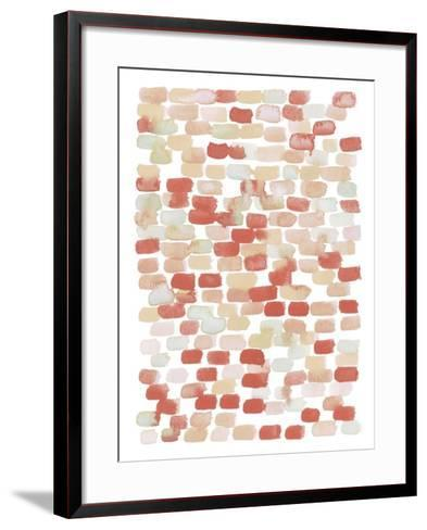 Candy Pattern II-Grace Popp-Framed Art Print