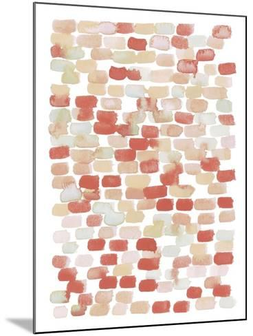 Candy Pattern II-Grace Popp-Mounted Art Print