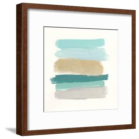 Palette Stack I-June Vess-Framed Art Print