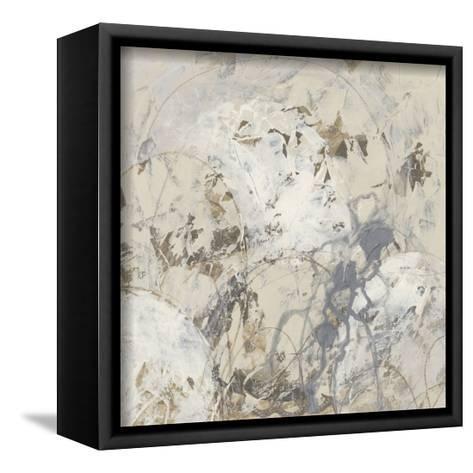 Impasto Gesture I-June Vess-Framed Canvas Print