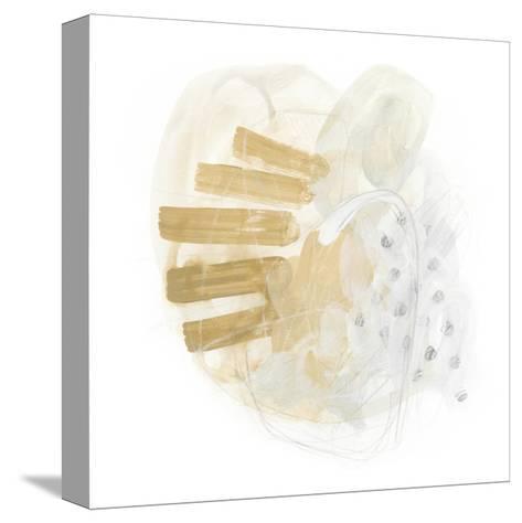 Saffron Energy I-June Vess-Stretched Canvas Print
