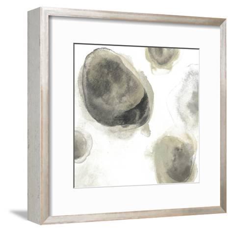 Water Stones IV-June Vess-Framed Art Print